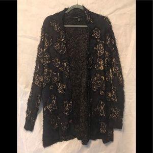 Lane Bryant sweater cardigan size 14-16